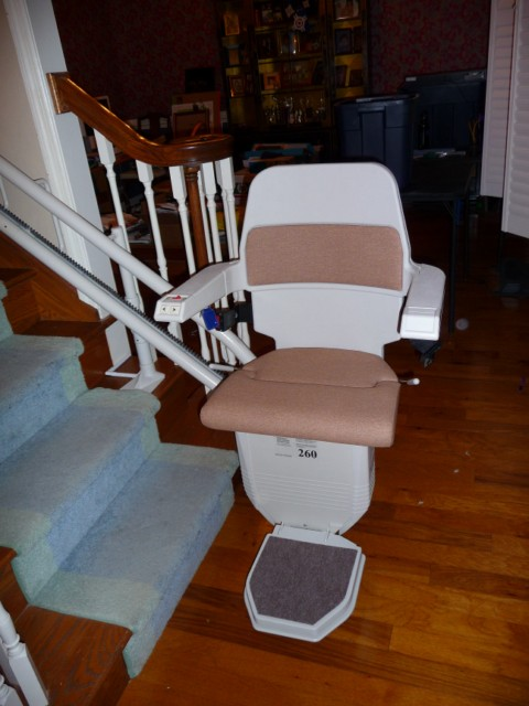 The Best Curving Rail Stairlift